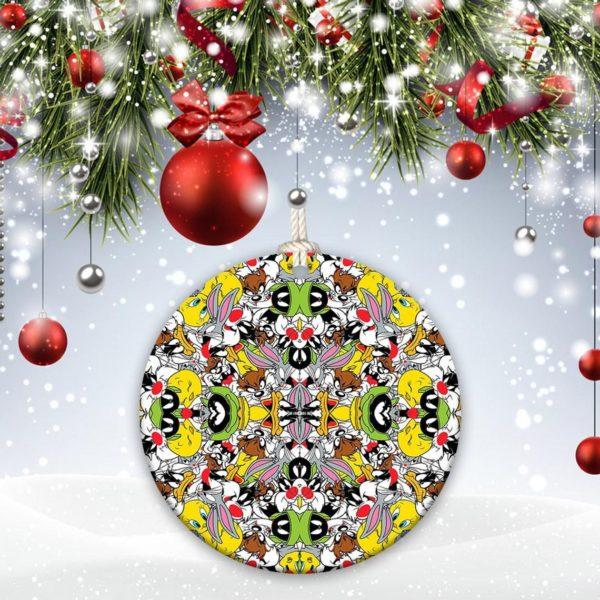 Happy Rabbit Leon Schlesinger Christmas Decorative Ornamentht Christmas Decorative Ornament