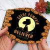 Snoopy Great Pumpkin Believer Since 1966 Face Mask