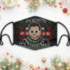 Schitts Creek Oh Schitts Its Christmas Ugly Face Mask