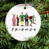 Christmas Characters Elf Grinch Kevin Friends Christmas Ornament