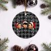 Jonas Brothers Merry Christmas Circle Ornament