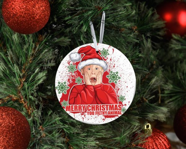 Home Alone 2020 Christmas Ornament