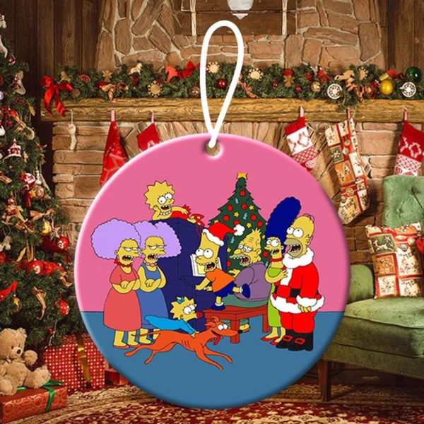 Homer Simpson ornaments, The Simpsons character