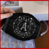 Oakland Athletics glitter diamond cloth face mask reusable