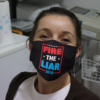 Fire The Liar 2020 Anti Trump Face Mask