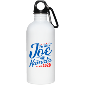 Im With Joe Biden And Kamala Harris 2020 Ceramic Coffee Mug Travel Mug Water Bottle
