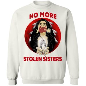 Beautiful No More Stolen Sisters Native Feathers Shirt