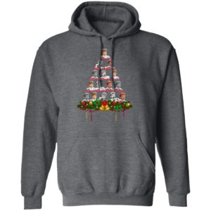 Lucille BLucille Ball Christmas tree sweatshirtll Christmas tree sweatshirt