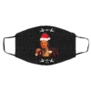 Leonardo Dicaprio Memes Ugly Christmas face mask