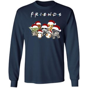 Star Wars Friends Christmas Shirt