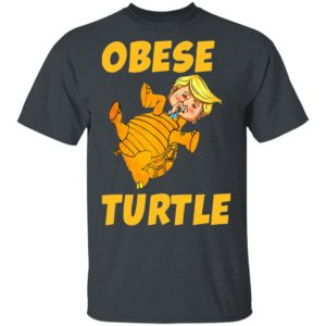Donald Trump Obese Turtle T-Shirt