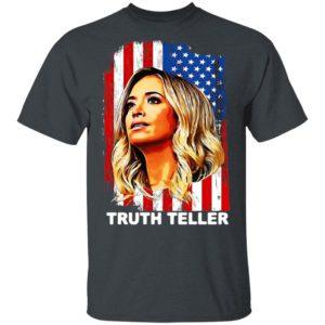 Kayleigh Mcenany Truth Teller American Flag Shirt