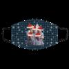 The Beach Boys Merry Christmas Face Mask