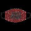 Lynyrd Skynyrd Merry Christmas Face Mask