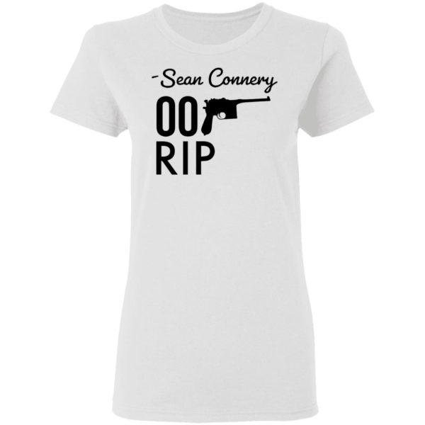 Rip 007 James Bond Sean Connery 1930 2020 Shirt