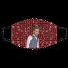 Tamer Hosny Merry Christmas Face Mask