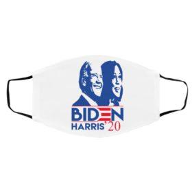 Joe Biden Kamala Harris 2020 Election Democrat Liberal face mask