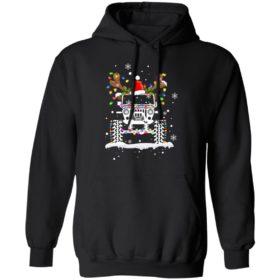 Jeep Reindeer Digital Merry Christmas Sweatshirt, Hoodie, T-Shirt