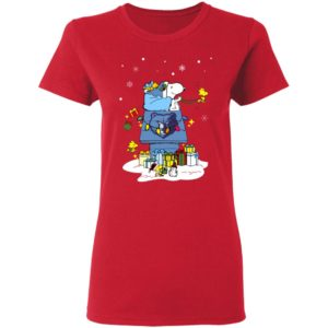 Memphis Grizzlies Santa Snoopy Wish You A Merry Christmas Shirt