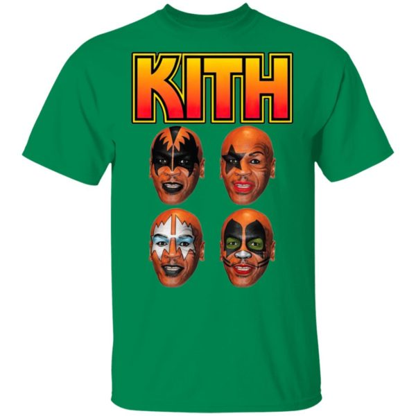 Wither Mike Tyson Kith T-shirt