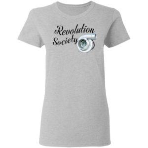 Revolution Society Shirt