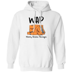 Wap weekly amazon packages shirt