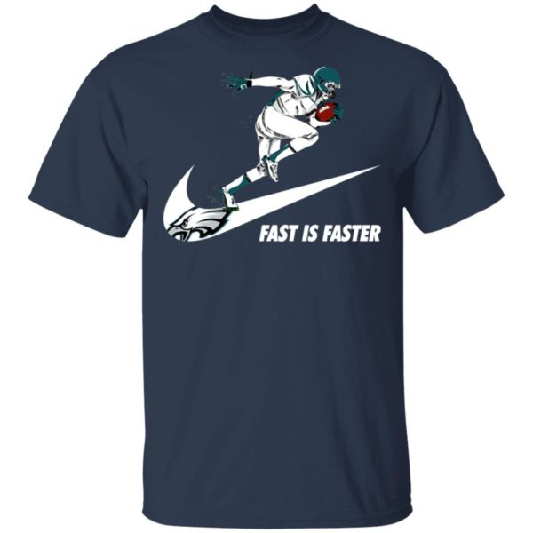 Fast Is Faster Strong Philadelphia Eagles Nike Shirt, Hoodie