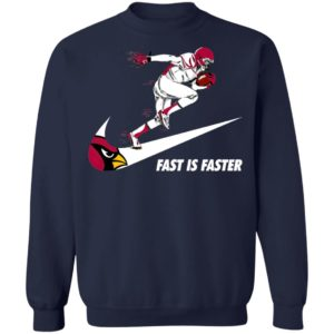Fast Is Faster Strong Arizona Cardinals Nike Shirt, Hoodie