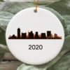Memphis City 2020 Christmas Tree Ornament