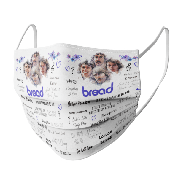 Bread Band face mask
