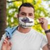 Baltimore Rancors Star Wars Mashup face mask