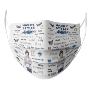 Harry Styles face mask