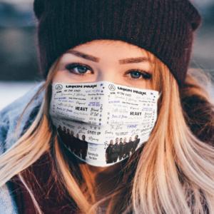 Linkin Park face mask