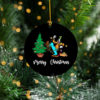 Goofy Mickey Mouse Ornament Disneyland Tree Decoration Christmas Ornament