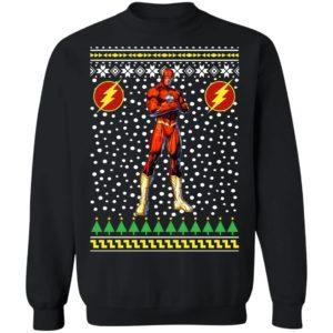 Flash Ugly Christmas Sweater