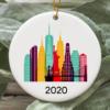2020 New York City Christmas Tree Ornament