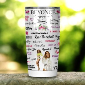Beyonce Tumbler 20oz 30oz