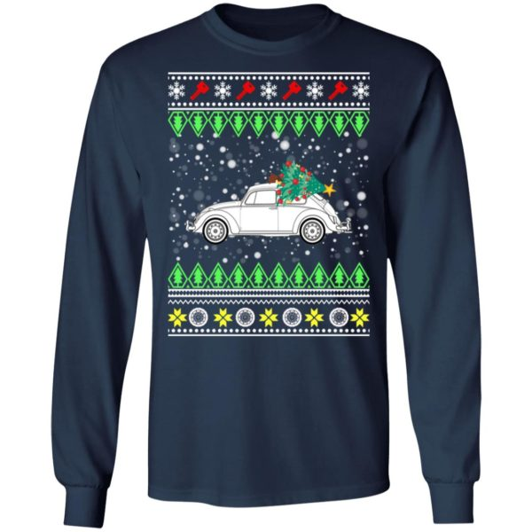 Beetle Classic Car Ugly Christmas Sweater