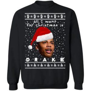 Drake Rapper Ugly Christmas Sweater