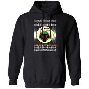 Boba Fett Star Wars Ugly Christmas Sweater