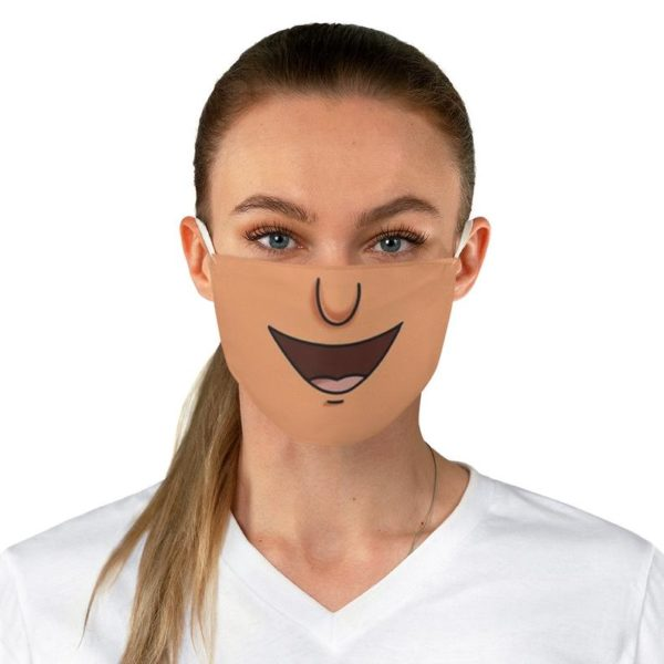 Bob's Burgers Linda Face Mask