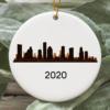 Houston City 2020 Christmas Tree Ornament