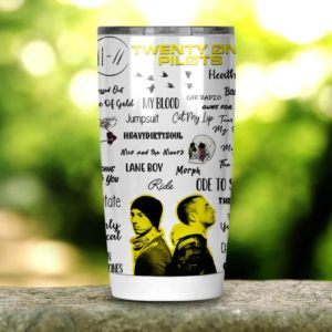 Twenty One Pilots Tumbler 20oz 30oz