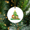 Elf Quarantined Together Tree Decoration Christmas Ornament