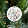 2020 Coronavirus A Year To Remember Online School Tree Decoration Christmas Ornament