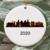 Las Vegas City 2020 Christmas Tree Ornament