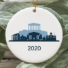 Athens City 2020 Christmas Tree Ornament
