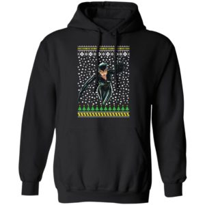 Catwoman Ugly Christmas Sweater
