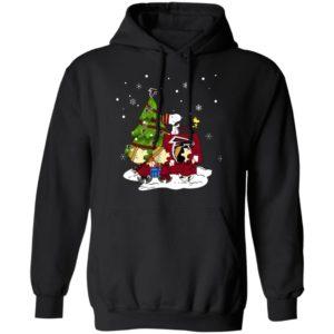 Snoopy The Peanuts Atlanta Falcons Christmas Sweater