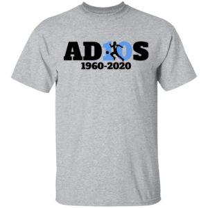 Ad10s 1960 2020 Diego Maradona Shirt, Hoodie, LS
